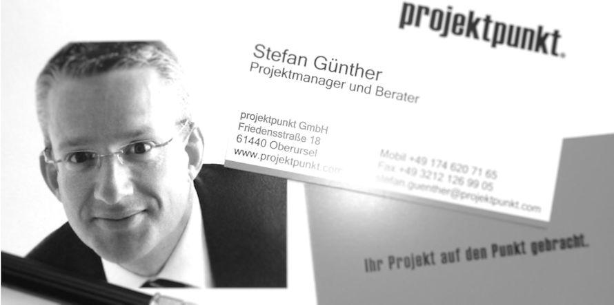 Stefan Günther Oberursel, projektpunkt GmbH